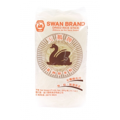 Swan dried rice stick 400g