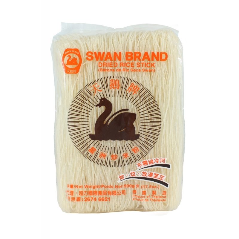 Swan dried rice stick 500g